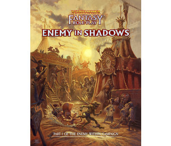 Warhammer Fantasy Roleplay: Enemy Within Campaign #1- Enemy In Shadows (HC)