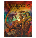 Wizards of the Coast Dungeons & Dragons: Mythic Odysseys of Theros (Alternate Cover)