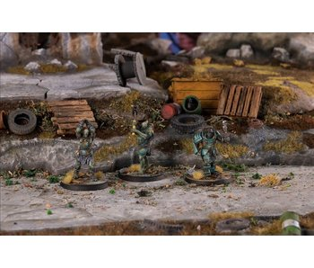 Fallout Wasteland Warfare: Spr Mutants Skirmishers