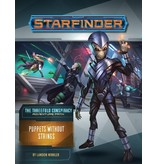 Paizo Starfinder - Threefold Conspiracy part 6 Puppets Whitout Strings