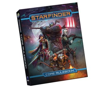 Starfinder RPG Core Rulebook Pocket Edition
