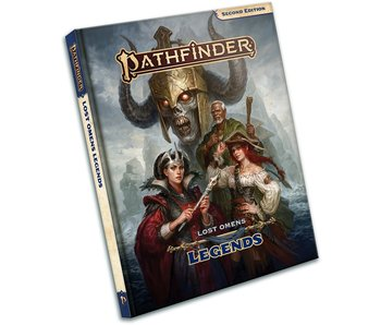 Pathfinder 2e - Lost Omens Legends (Hardcover)