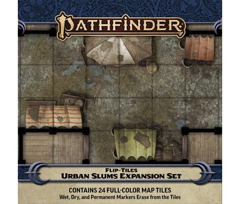 Pathfinder Flip-Tiles - Urban Slums Expansion