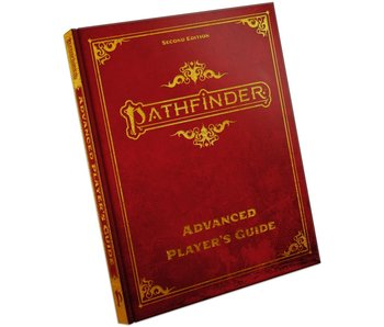 Pathfinder 2e - Advanced Player's Guide Limited Edition