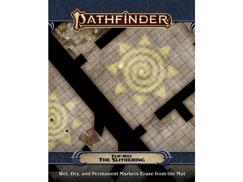 Paizo Pathfinder Flip-Mat - The Slithering