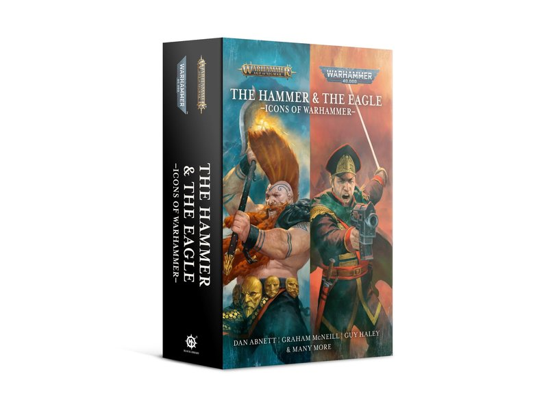 Games Workshop The Hammer and The Eagle Book (PB)