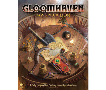 Gloomhaven  -  Jaws Of The Lion (English)
