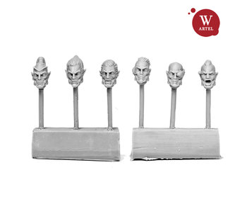 ARTEL Starborn Ancients Male Heads