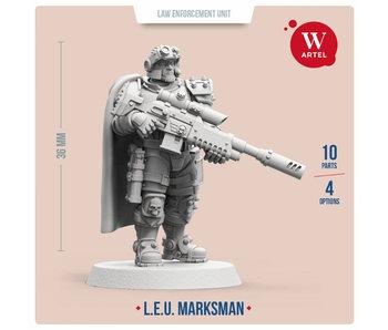 ARTEL Law Enforcement Unit Marksman
