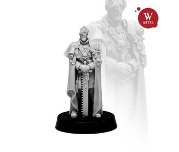 ARTEL Lord-Commander Nikolaus Zorg