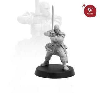 ARTEL Inquisitor Gregor