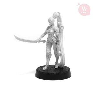 ARTEL Kalinda Venormus, Assassiness
