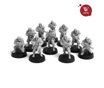 ARTEL Einherjars Kamrades Tactical Squad