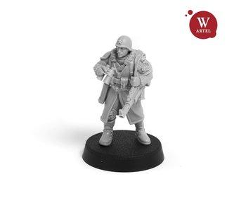 ARTEL Einherjars Kamrades Sergeant