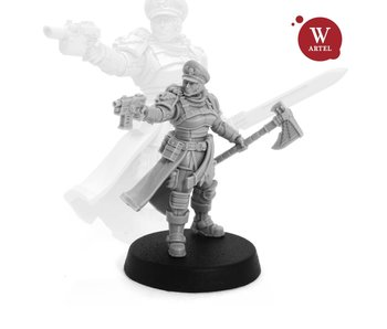 ARTEL Commissar Raivel - Heart of Darkness Edition