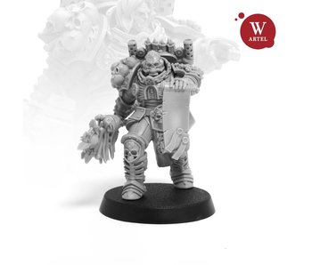 ARTEL Unforgiving Chaplain