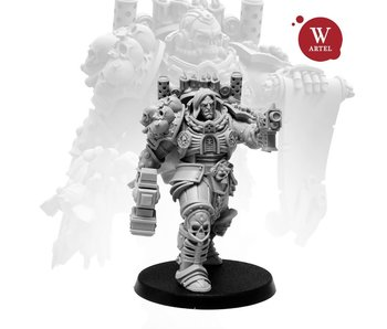 ARTEL Unforgiving Chaplain 54mm Limited Edition