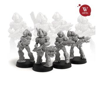 ARTEL Revenants Squad (3 warriors + leader)