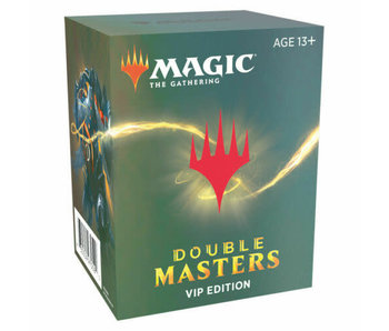 MTG Double Masters booster pack VIP Edition
