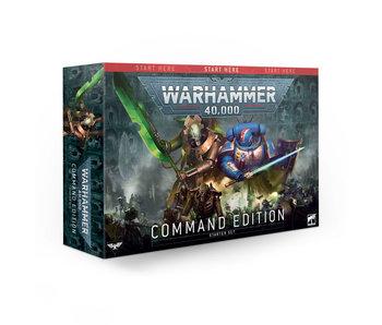 Warhammer 40K Command Edition Set (English)