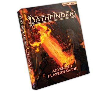 Pathfinder 2e - Advanced Player's Guide