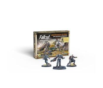 Brotherhood of Steel: Elder Maxson and Captain Kells