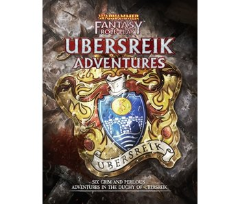 Warhammer Fantasy Role Play RPG: Ubersreik Adventures I