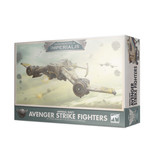 Games Workshop Aeronautica Imperialis Navy Avenger Strike Fighters