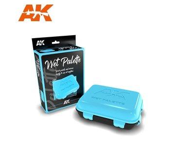 AK Interactive Wet Palette