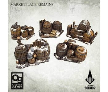 Frostgrave Second Edition - Marketplace Remains