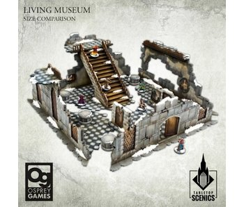 Frostgrave Second Edition - Living Museum (HDF)