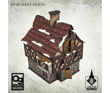 Frostgrave Second Edition - Merchant House (HDF)
