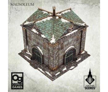 Frostgrave Second Edition - Mausoleum (HDF)