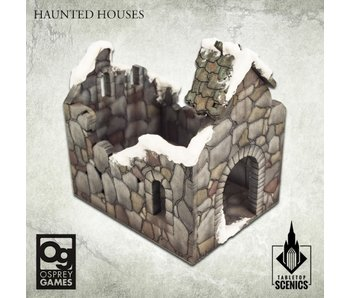 Frostgrave Second Edition - Haunted Houses (HDF)