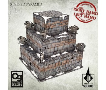 Frostgrave Second Edition - Stepped Pyramid (HDF)