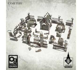 Frostgrave Second Edition - Cemetery (HDF)