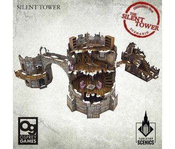 Frostgrave Second Edition - Silent Tower (HDF)