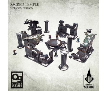 Frostgrave Second Edition - Sacred Temple (HDF)