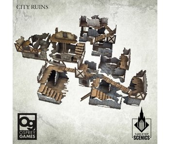 Frostgrave Second Edition - City Ruins (HDF)