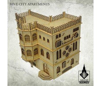 Hive City Apartments