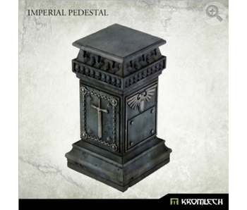 Kromlech Conversion Bitz: Imperial Pedestal