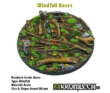 Windfall round 100mm (1)