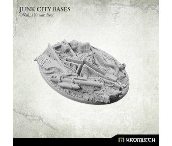 Junk City oval 120 mm [flyer] (1)