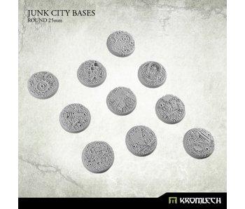 Junk City round 25mm (10)