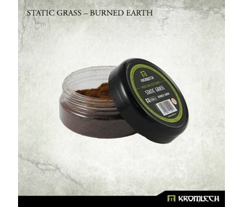 Static Grass – Burned Earth 15g