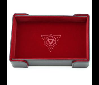 Magnetic Rectangle Tray: Red Velvet