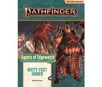 Pathfinder Adventure Path #158: Sixty Feet Under (Agents of Edgewatch 2 of 6)