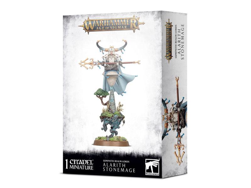 Games Workshop Alarith Stonemage