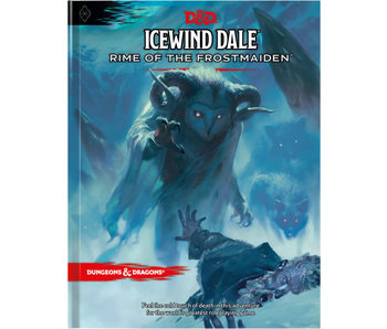D&D - Icewind Dale Rime of the Frostmaiden
