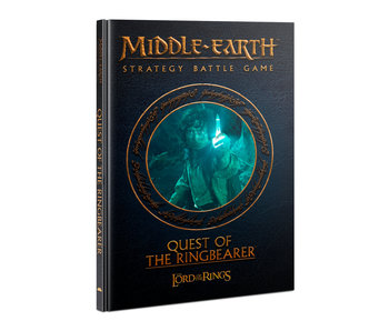 Quest of The Ringbearer Book (English) (PRÉ COMMANDE)